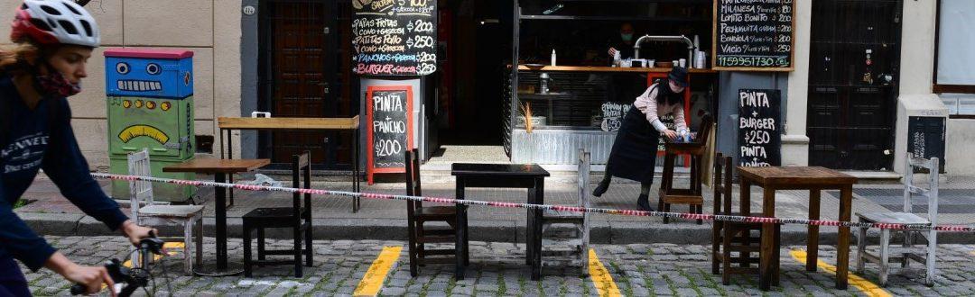 Reapertura de establecimientos gastronómicos en CABA