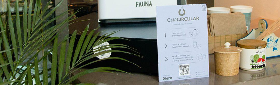 Café Circular: el café pasa al modo retornable