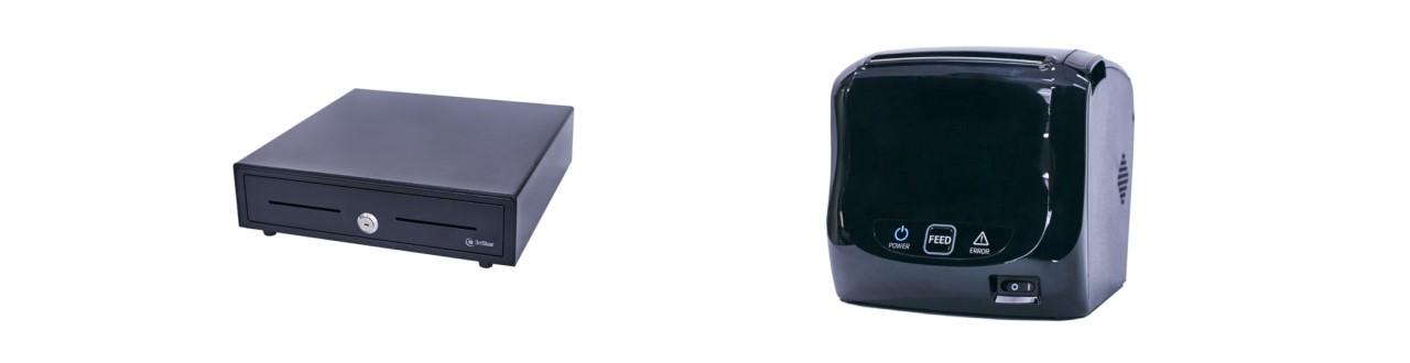 Los accesorios de Bistrosoft que se pueden conectar al Bistro Advance son la clave para un proceso mas rápido y seguro.