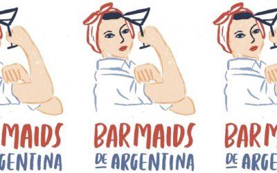 Mapa de Barmaids de Argentina: visibilizar el trabajo de las mujeres en las barras